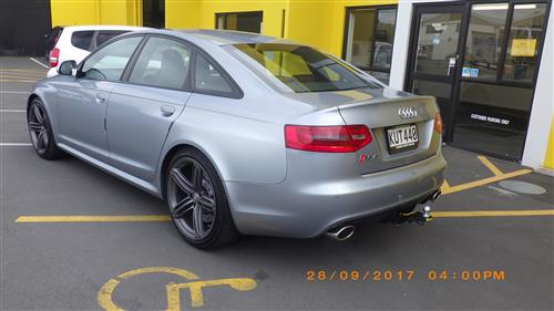 AUDI RS6 SALOON 2004-2011