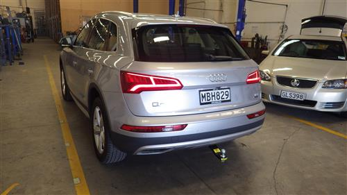 AUDI Q5 STATIONWAGON 2018-CURRENT
