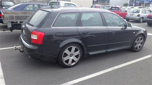 AUDI S4 STATIONWAGON 2003-2009