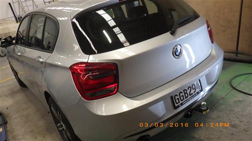 BMW 1 SERIES HATCHBACK 2011-CURRENT