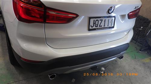 BMW X1 STATIONWAGON 2015-CURRENT