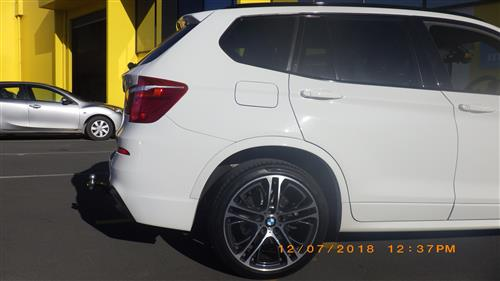BMW X3 STATIONWAGON 2010-2017
