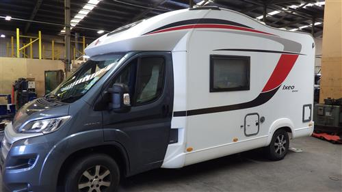 FIAT DUCATO Motorhome 2014-CURRENT