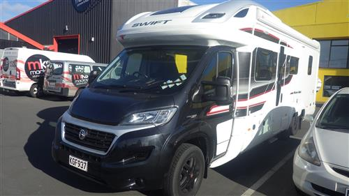FIAT DUCATO SWIFT 2012-CURRENT