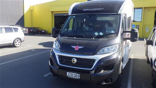FIAT DUCATO SWIFT 2015-CURRENT