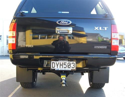 FORD RANGER UTE 2WD WITH BUMPER 1999-2011