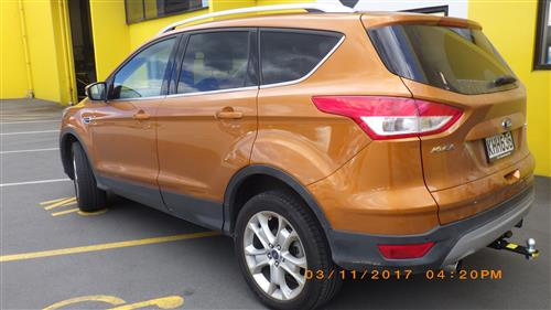 FORD KUGA STATIONWAGON 2012-CURRENT