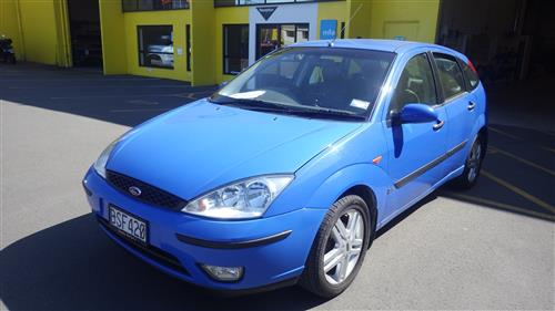 FORD FOCUS HATCHBACK 1998-2007