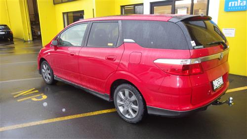 HONDA AIRWAVE STATIONWAGON 2005-2010