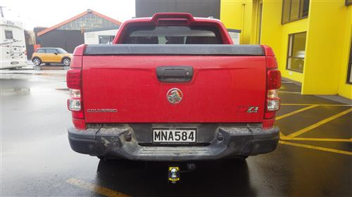 HOLDEN COLORADO UTE 2012-CURRENT