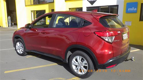 HONDA HR-V STATIONWAGON 2014-CURRENT