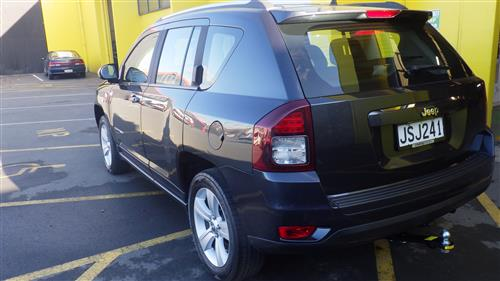 JEEP COMPASS STATIONWAGON 2011-2017
