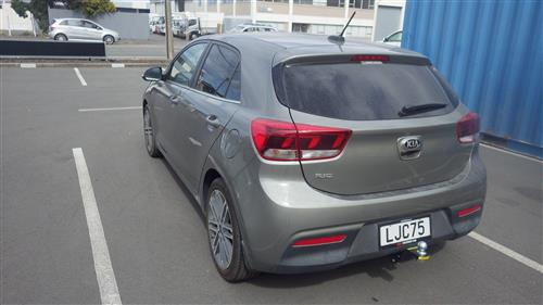 KIA RIO HATCHBACK 2017-CURRENT