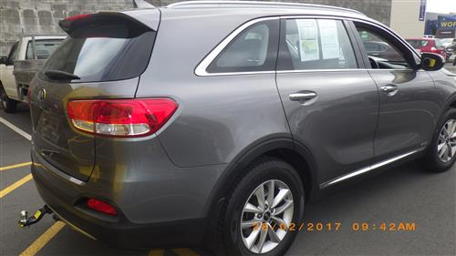 KIA SORENTO STATIONWAGON 2015-CURRENT
