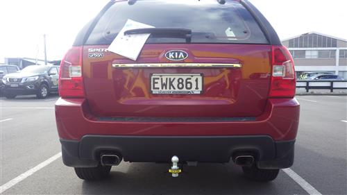 KIA SPORTAGE STATIONWAGON 2005-2011