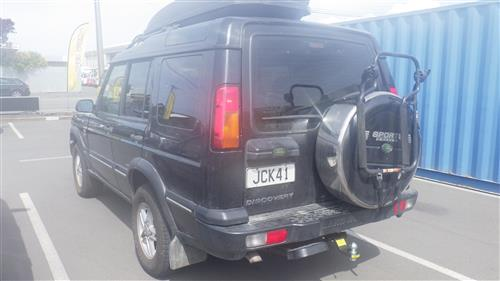 LAND ROVER DISCOVERY STATIONWAGON 2000-2004