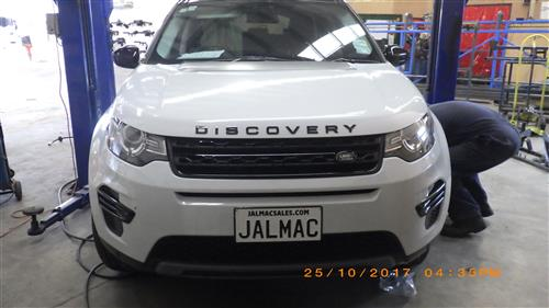 LANDROVER DISCOVERY STATIONWAGON 2014-CURRENT