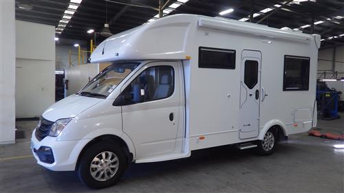 LDV V80 Motorhome 2018-CURRENT