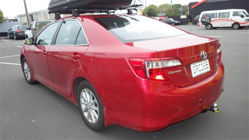 Toyota Camry Towbar Wiring